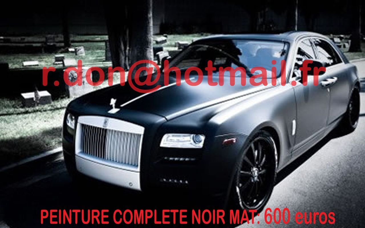 rolls royce ghost noir mat covering covering auto. Black Bedroom Furniture Sets. Home Design Ideas