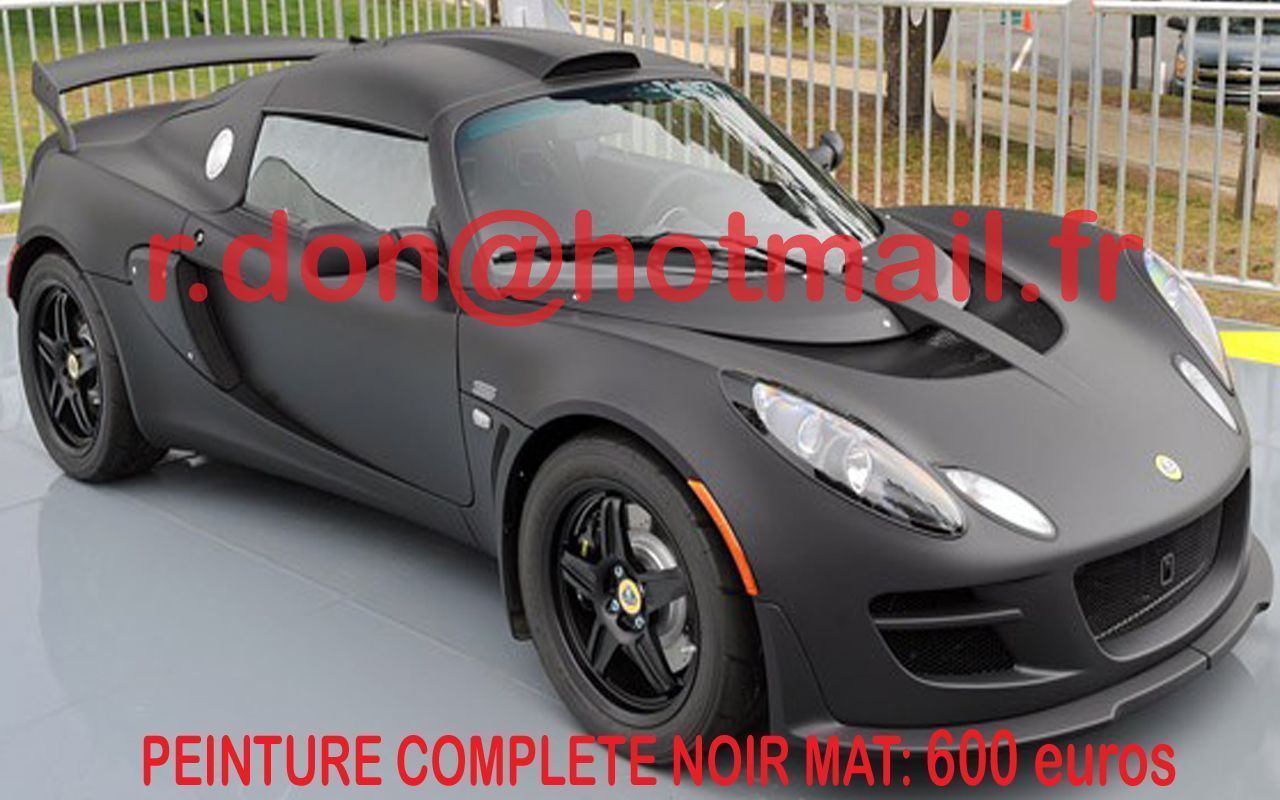 lotus covering voiture noir mat marseille. Black Bedroom Furniture Sets. Home Design Ideas