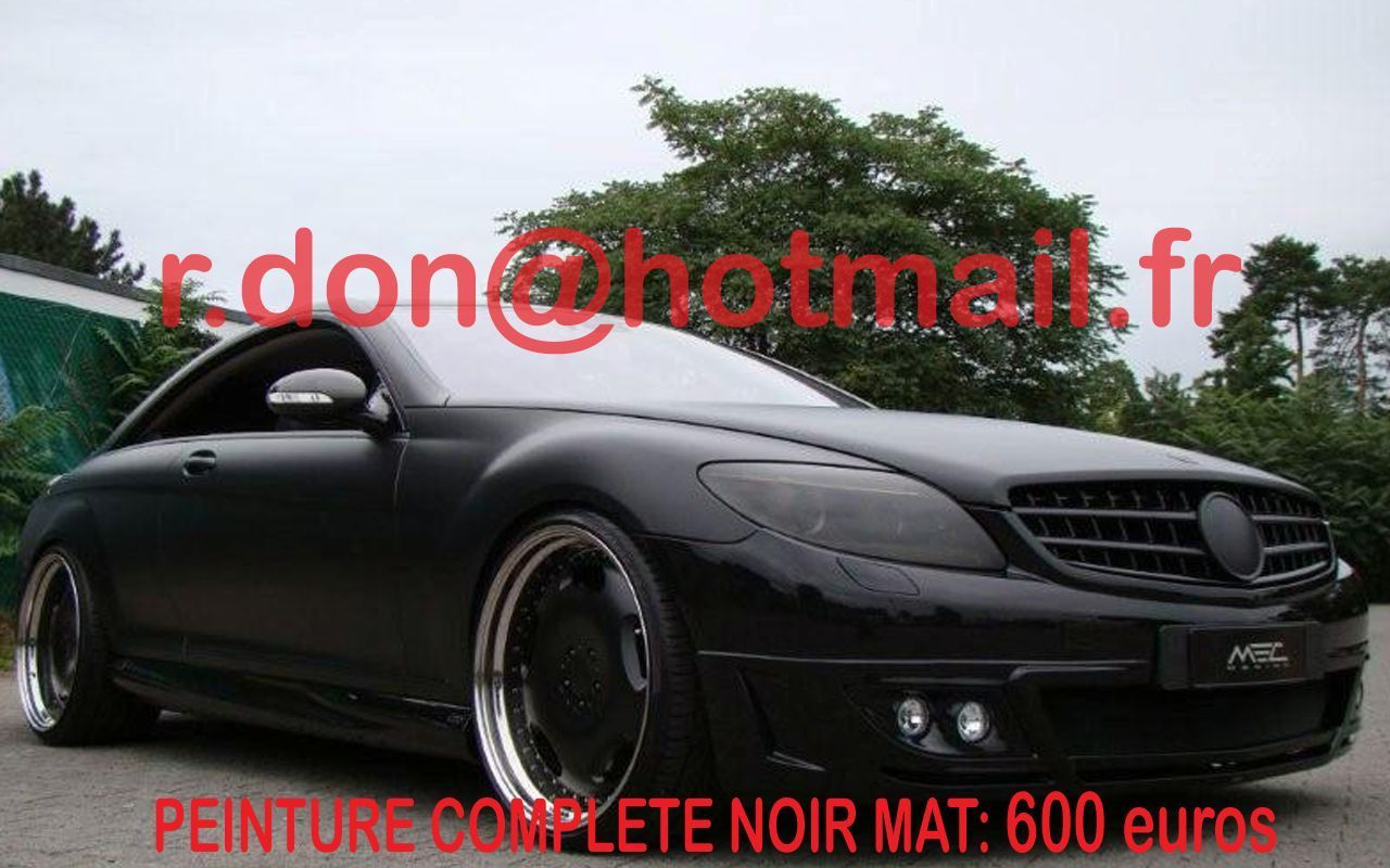 mercedes cl covering voiture rennes. Black Bedroom Furniture Sets. Home Design Ideas